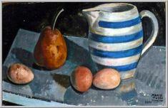 Mario Tozzi: 1955 Il Vaso dell'Acqua Fresca