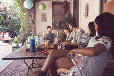 Good company ✔️ Good music ✔️ Good vibes ✔️ ⬆️ Recipe for a solid Friendsgiving. #BLAST