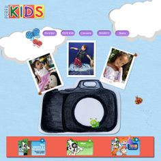 Site Perfil Kids