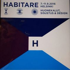 HABITARE EXHIBITION DECORATE&DESIGN.. HOME&DECORTE. I Follow&ENJOY DECORATE too, U? FALL is time to THINK, Planing, Home&Decorate, NEW SESON Start. @habitare #suomi #design #sisustus #koti #home #decorate ❤👌☺