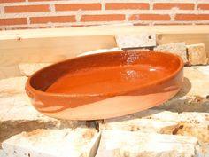 www.hornosdebarrodepereruela.es Cazuela asadora de barro