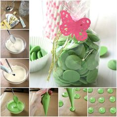 DIY Candy Melts! Cake Decorating Techniques, Cake Decorating Tutorials, Cookie Decorating, Pavlova, Chocolates, Melting White Chocolate, Homemade Candies, Homemade Gifts, Party