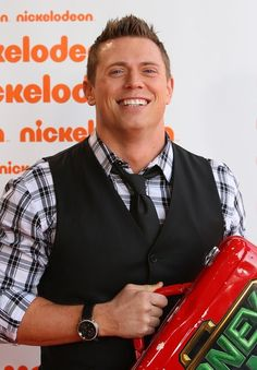 The Miz - The best dressed WWE star