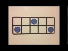 This can work in kindergarten, too. A pinner said: Made for my first grade students who wanted more practice with Ten Frame! This game contains numbers less than ten. Can you beat the clock? To learn more abo. Numbers Kindergarten, Math Numbers, Math Resources, Math Activities, Math Songs, Teaching Math, Maths, Math Intervention, 1st Grade Math
