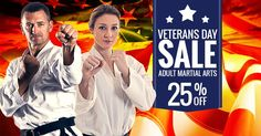 """HOMESTEAD ADULTS! Try Our Life-Changing Martial Arts Classes & Help Local Veterans! All Profits  From This 25% Off Sale Go To Wounded Warriors 3 Classes + FREE Uniform Just $14.99 (Regular: $19.99)! Click now & enter promo code """"4- OUR-VETS"""" at checkout: http://www.masterdavecsd.com/martial-arts/"""