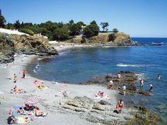#playa de Llançà, Girona, #CostaBrava