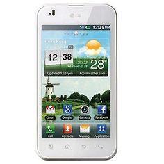 LG Optimus P970 - 2GB - White (Unlocked) Smartphone. Deal Price: $139.99. List Price: $499.99. Visit http://dealtodeals.com/lg-optimus-p970-2gb-white-unlocked-smartphone/d19800/cell-phones-smartphones/c52/