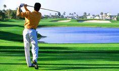 Cours de golf : réussir son swing