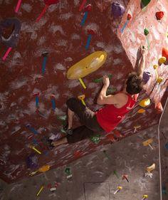 Santa Barbara Rock Gym Comp - ©Chris Lorimer 2013