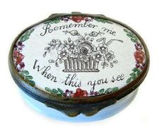 Bilston and Battersea Boxes,Snuff Box, Late 18th / early 19th centuries
