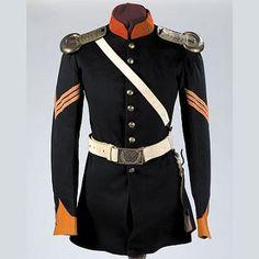 US Dragoon Uniform