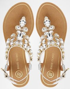 e696c2a7dc295b 18 Best Silver sandals images