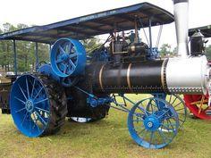 Steam-driven