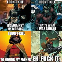 Deadpool knows how to live