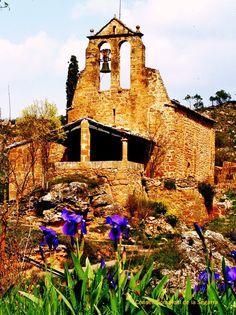 Sant Miquel de Fontanet #laSegarra