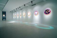 ''Miracle'' by Mariko Mori for art exhibition ''Rebirth''