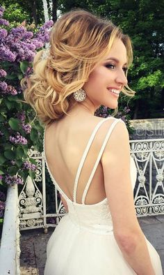 Elstile wedding hairstyles for long hair 21 - Deer Pearl Flowers / http://www.deerpearlflowers.com/wedding-hairstyle-inspiration/elstile-wedding-hairstyles-for-long-hair-21/