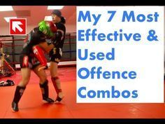 7 of my BEST Basic Offensive Combos (Real Time Sparring Footage) Muay Thai Techniques, Self Defense Techniques, Muay Thai Workouts, Muay Thai Kicks, Learn Krav Maga, Boxing Workout, Boxing Boxing, Hapkido, Fight Club