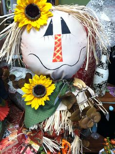 Country Scarecrow.