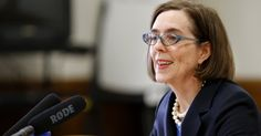 Democratic Gov. Kate Brown has advanced a slew of progressive priorities since she took office last year.