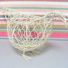 Chicken Egg Holder from notonthehighstreet.com