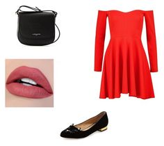 """"""":)"""" by daillawanessa on Polyvore featuring moda, Boohoo, Charlotte Olympia e Lancaster"""