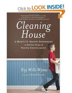 Cleaning House by WYMA KAY WILLS