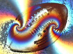#CrazyCamera trippy football