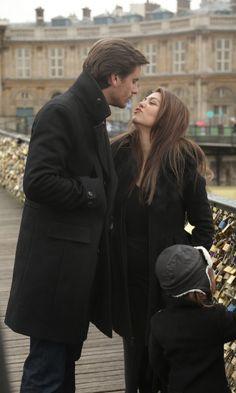 Kourtney Kardashian Feels the Love in Paris