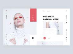 web design 01 - Modelling - web design 01 – Modelling red format modelling ui website web web design 01 – Modelling red for - Creative Web Design, Web Design Tips, Web Design Trends, Web Design Company, Web Layout, Layout Design, Pag Web, Template Web, Templates