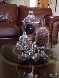 Apothecary Jar Decorating Ideas | Design Ideas
