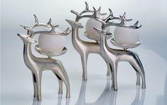 Pentik reindeers Lantern Candle Holders, Candle Lanterns, Finland Food, Winter Shower, Nordic Home, Christmas Fashion, Marimekko, Antlers, Scandinavian Design