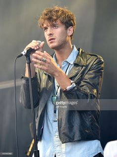 Musician Paolo Nutini performs at the Lands End Stage during day 3 of the 2014 Outside Lands Music and Arts Festival at Golden Gate Park on August 10, 2014 in San Francisco, California.