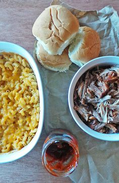 switch up the cheeses and toppings. One time I baked this with a crab chip crumble and found the key to happiness. Oven Roasted Pulled Pork, Pulled Pork Roast, Pork Recipes, Cooking Recipes, Smoked Pork, Pork Belly, Dinner Recipes, Dinner Ideas, Cubano Sandwich