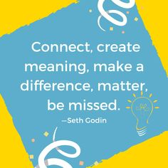 Marketing Guru, Digital Marketing, Create Meaning, Seth Godin, Today Quotes, Are You Happy, Meant To Be, Management, Make It Yourself