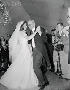 Henry Ford dancing with Anne, his grandsons new wife. Vintage Weddings, Vintage Bridal, Wedding Bride, Wedding Gowns, Edsel Ford, Vintage Outfits, Vintage Fashion, New Wife, Old Money