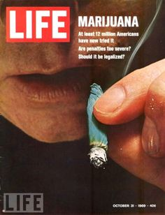 History of Reefer Madness in Life Magazine