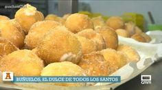 Buñuelos, el dulce de todos Los Santos