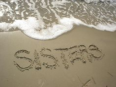 My sister and I will be at the beach in a few weeks - cannot WAIT!!!