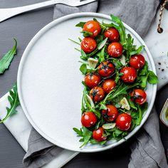 Halvparten grønt   Kampanjer   Bama Falafel, Guacamole, Pesto, Ramen, Fruit, Food, Chili Con Carne, Essen, Falafels