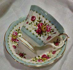 Vintage Royal Albert Bone China Tea CupMade by WoodsHarbourTeaRoom