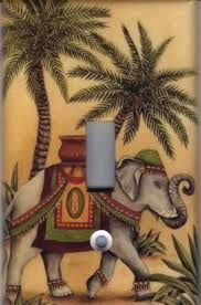 light switch covers elephant - Google Search
