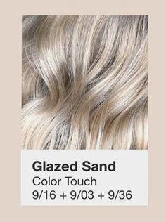 Sand Blonde Hair, Toner For Blonde Hair, Champagne Blonde Hair, Hair Color Guide, Hair Color Formulas, Wella Hair Toner, Kim Hair, Colored Hair Tips, Hair Secrets