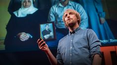 Anders Fjellberg: Two nameless bodies washed up on the beach. Here are their stories | TED Talk | TED.com