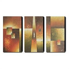 Hand-painted Abstract Oil Painting with Stretched Frame - Set of 3 - See more at: http://homelava.com/en-hand-painted-abstract-oil-painting-with-stretched-frame-set-of-3-p10808.htm#sthash.U1G8sJWz.dpuf