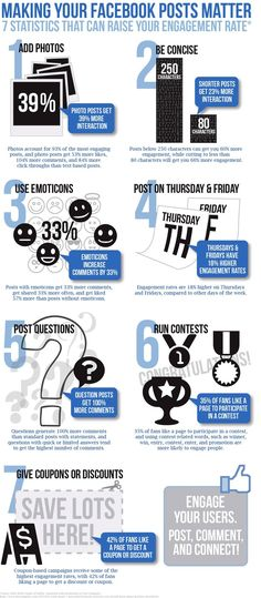 7 Statistics That Can Raise Your Facebook Engagement Rate For more social media marketing tips and resources visit