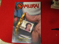 Samurai Heaven and Earth Comic Book Manga Manhua Manhwa anime full color