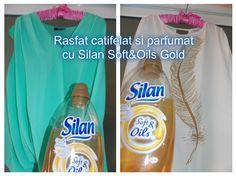 @BUZZStore #buzzsilan Am continuat sa folosesc cu placere Silan Soft&Oils Gold. Bluzitele le-am spalat la mana si am adaugat in apa de clatire balsamul Silan. Hainele au capatat un miros extraordinar si au devenit catifelate si moi la atingere. Rasfat sublim atat pentru hainele mele, cat si pentru mine! Recomand cu drag Silan Soft&Oils Gold!