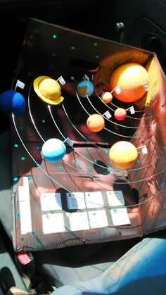 Trendy Science Ideas For Kids Solar System astronomie Trendy Science Ideas For Kids Solar System Solar System Science Project, Solar System Projects For Kids, Solar System Crafts, Science Projects For Kids, Space Projects, Science Activities For Kids, Science Experiments Kids, Science For Kids, School Projects