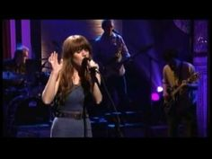 """""""Pretty Bird"""" (Written by Jenny Lewis), Performed by Jenny Lewis (Vocal) and Johnathan Rice (Guitar), With Elvis Costello (Guitar), Davey Faragher (Bass/Vocal), Pete Thomas (Drums), Matt Ward (Lead Guitar), Farmer Dave (Pedal Steel), Tennessee Thomas (Drums) #Songwriter #Mellow #Unplugged"""